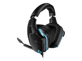Logitech Gaming Headset G635 Kabling Blå Svart Headset