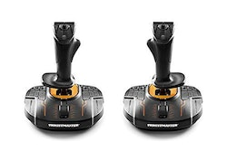 ThrustMaster T.16000M FCS Space Sim Duo Orange Svart
