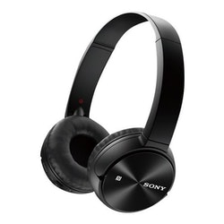Sony MDR ZX330BT trådlös Svart Hörlurar med mikrofon
