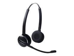 Jabra PRO 9400 Replacement trådlös Svart Headset
