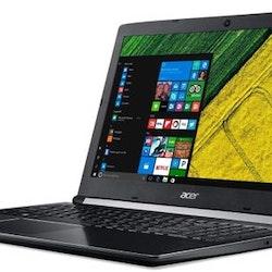 "Acer Aspire 5 15.6"" I5-8265U 8GB 256GB Intel UHD Graphics 620 Windows 10 Home 64-bit"
