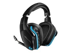 Logitech Gaming Headset G935 Trådlös Blå Svart Headset