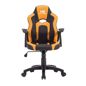 Nordic Gaming Little Warrior Gaming Chair Black Orange