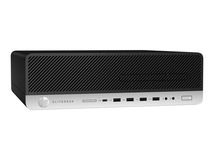 HP EliteDesk 800 G4 SFF I7-8700 16GB 512GB Windows 10 Pro 64-bit