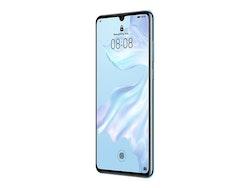 """Huawei P30 6.1"""" 128GB 6GBRAM 4G Blå"""