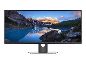 """Dell UltraSharp U3419W 34.14"""" 3440 x 1440 HDMI DisplayPort USB-C 60Hz"""