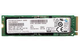 Samsung PM981 SSD MZVLB1T0HALR 1TB M.2 PCI Express 3.0 x4 (NVMe)