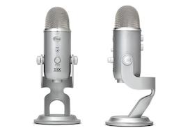 Blue Microphones Yeti Mikrofon Kabling Stereo