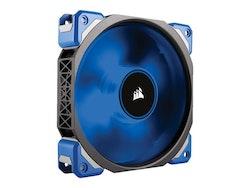 CORSAIR ML Series ML120 PRO LED Premium Magnetic Levitation - Lådfläkt - 120 mm - blå