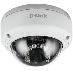 D-Link Vigilance DCS-4602EV Full HD Outdoor Vandal-Proof Dome Camera 1920 x 1080