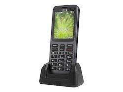 """Doro 5517 2.4"""" 3G Svart"""