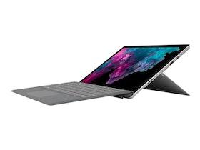 "Microsoft Surface Pro 6 12.3"" Silver Windows 10 Pro 8 GB RAM - 256 GB SSD"