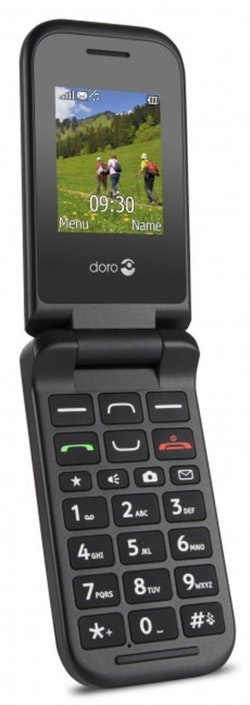 Doro PhoneEasy 609L black