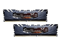 G.Skill Flare X series DDR4 16GB kit 2400MHz CL16