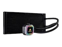 CORSAIR Hydro Series H115i RGB Platinum - Kylsystem med vätska till processorn