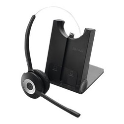Jabra PRO 935 Dual Connectivity trådlös Grå Headset