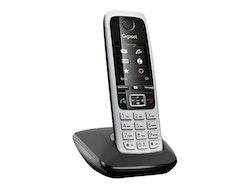 Gigaset C430 Trådlös telefon med 1,8-tums färgdisplay