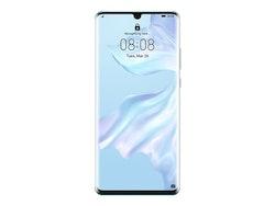 """Huawei P30 Pro 6.47"""" 128GB 4G 6GB RAM Vit Blå"""