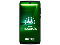 "Motorola Moto G7 DS 6.2"" 64GB - Black"