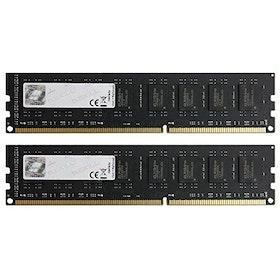 G.Skill DDR3 8GB PC 1600 CL11 KIT (2x4GB) 8GNS