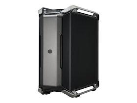 Cooler Master Cosmos C700P - Full tower - utökad ATX - inget nätaggregat (ATX / PS/2) - svart, gun metal - USB/ljud