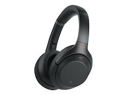 Sony WH-1000XM3 Trådlös svart Hörlurar