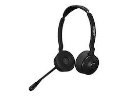 Jabra Engage 75 Stereo Trådlös svart Headset