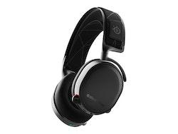 SteelSeries Arctis 7 Trådlös svart Headset
