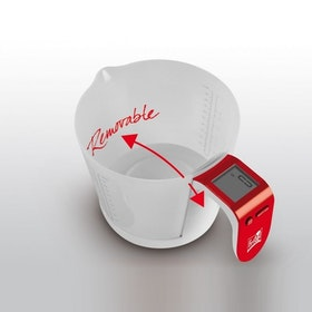 Fritel Measuring Cup and Kitchen Scales