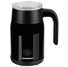 Gastroback Latte Magic - Mjölkskummare- 500 ml - 500 W - svart
