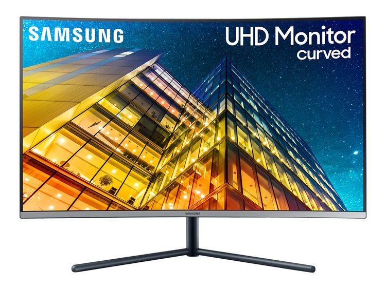 "Samsung U32R590CWU 32"" 3840 x 2160 HDMI DisplayPort 60Hz"