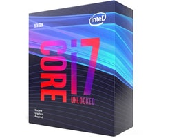 Intel CPU Core I7-9700KF 3.6GHz 8 kärnor LGA1151