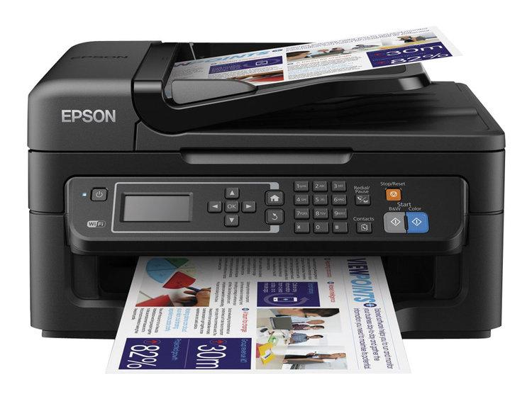 Epson WorkForce WF-2630WF Bläckprinter