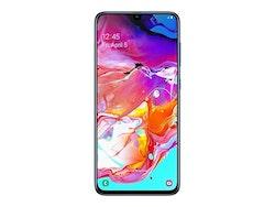 SAMSUNG Galaxy A70 6.7inch  2220x1080 6GB + 128GB Blå