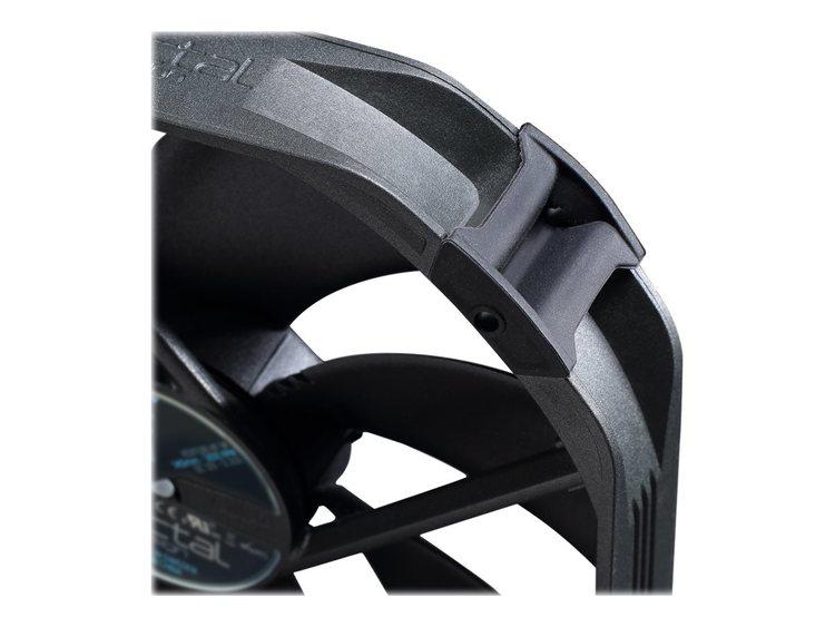 Fractal Design Venturi Series - Lådfläkt - 140 mm - svart