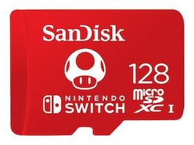 SanDisk microSDXC 128 GB UHS-I U3