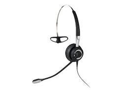 Jabra BIZ 2400 II USB Mono BT MS - Headset  Bluetooth - Trådlöst - USB