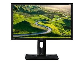 """Acer CB241H bmidr 24 """"1920 x 1080 DVI VGA (HD-15) HDMI-pivotskärm"""