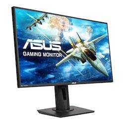 "ASUS VG278QR 27 ""1920 x 1080 DVI HDMI DisplayPort Pivot Skärm"