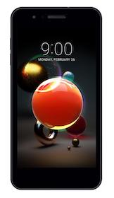 """LG K9 LMX210EM 5 """"16GB 4G svart"""
