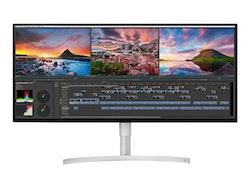 """LG 34WK95U-W 34 """"5120 x 2160 HDMI DisplayPort Thunderbolt 3 60Hz"""