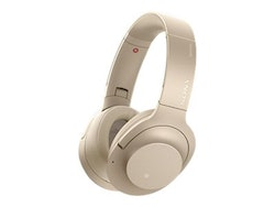 Sony h.ear on 2 Wireless NC WH-H900N - Hörlurar Guld