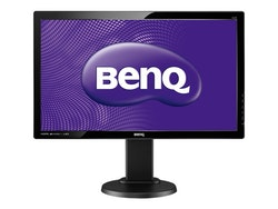 "BenQ GL2450HT 24 ""1920 x 1080 DVI VGA (HD-15) HDMI-pivotskärm"
