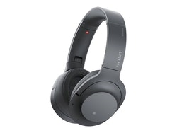 Sony h.ear on 2 Wireless NC WH-H900N - Hörlurar Svart