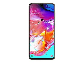 SAMSUNG Galaxy A70 6.7inch  2220x1080 6GB + 128GB orange