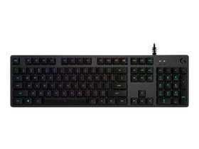 LOGITECH G512 Carbon RGB Mechanical Gaming Keyboard NORDIC
