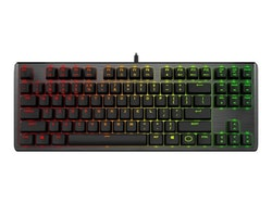 Cooler Master CK530 Tangentbord Mekanisk RGB / 16,7 miljoner färger Kabling