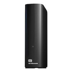 WD Elements Desktop Harddisk WDBWLG0100HBK 10TB USB 3.0