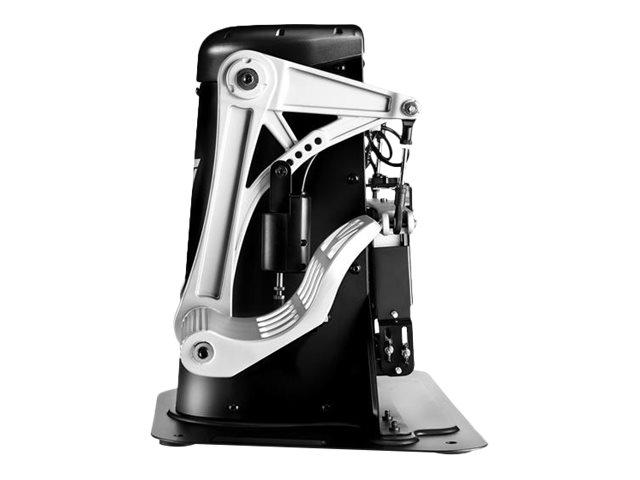 ThrustMaster TPR silver svart