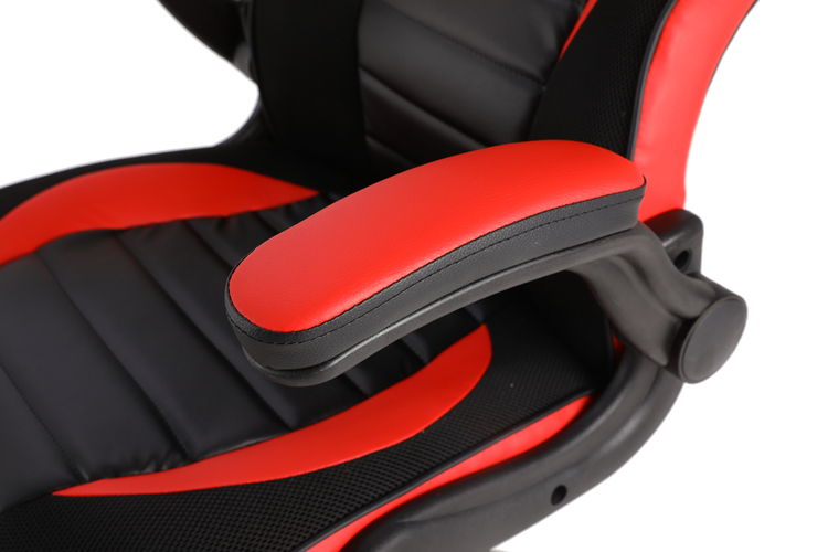 Nordic Gaming Charger Gaming Chair Red Black
